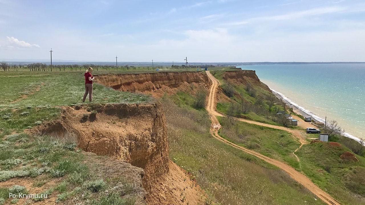 Каламитский залив.