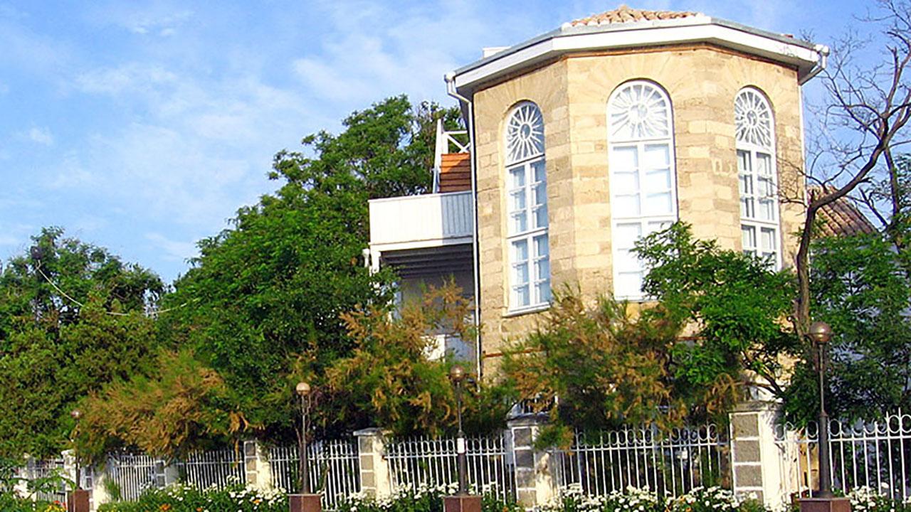 Дом-музей Волошина в Коктебеле