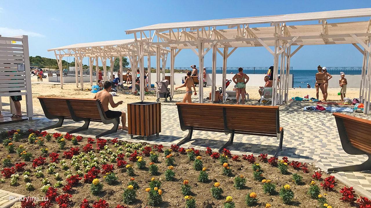 Как изменился Солдатский пляж Севастополя.