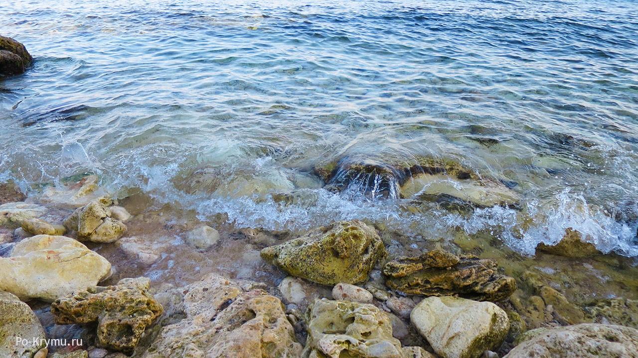 Температура Черного моря в курортный сезон - Ялта, Алушта, Судак.