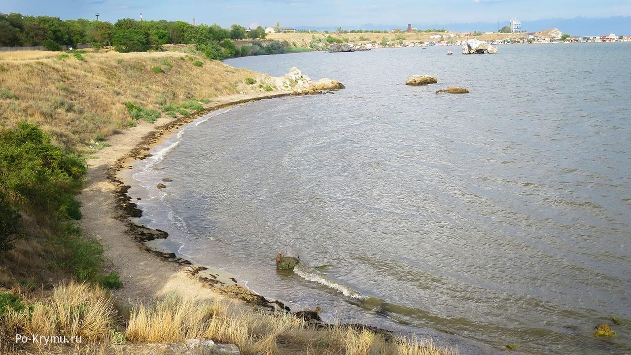 Где купаться в Керченском проливе.