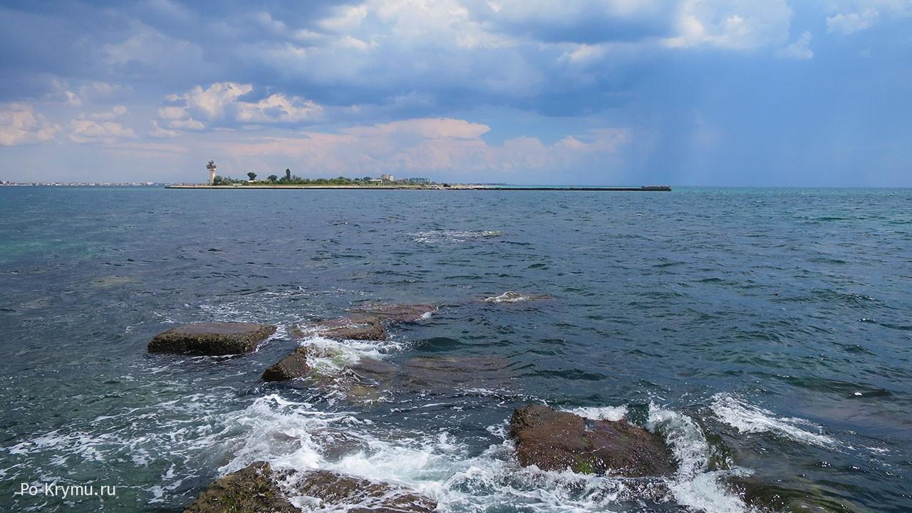 Канал, который сделал озеро Донузлав заливом