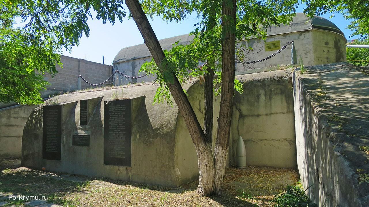 Народный музей «11-я береговая батарея»