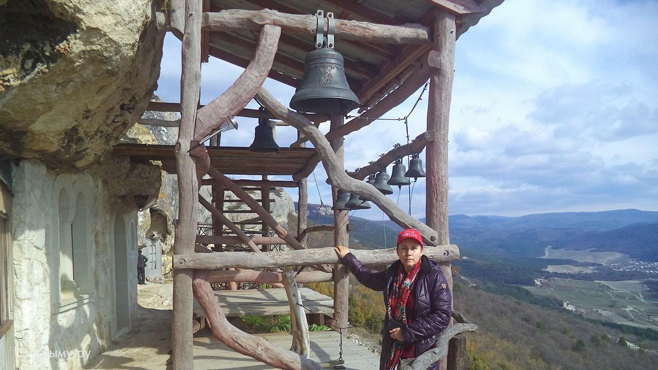 Колокольня монастыря Челтер-Мармара