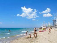 Отдых на курорте Поповка в Крыму
