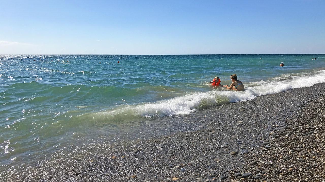 Отличное место для курортного отдыха с детьми