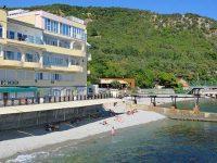 Отдых на курорте Никита в Крыму