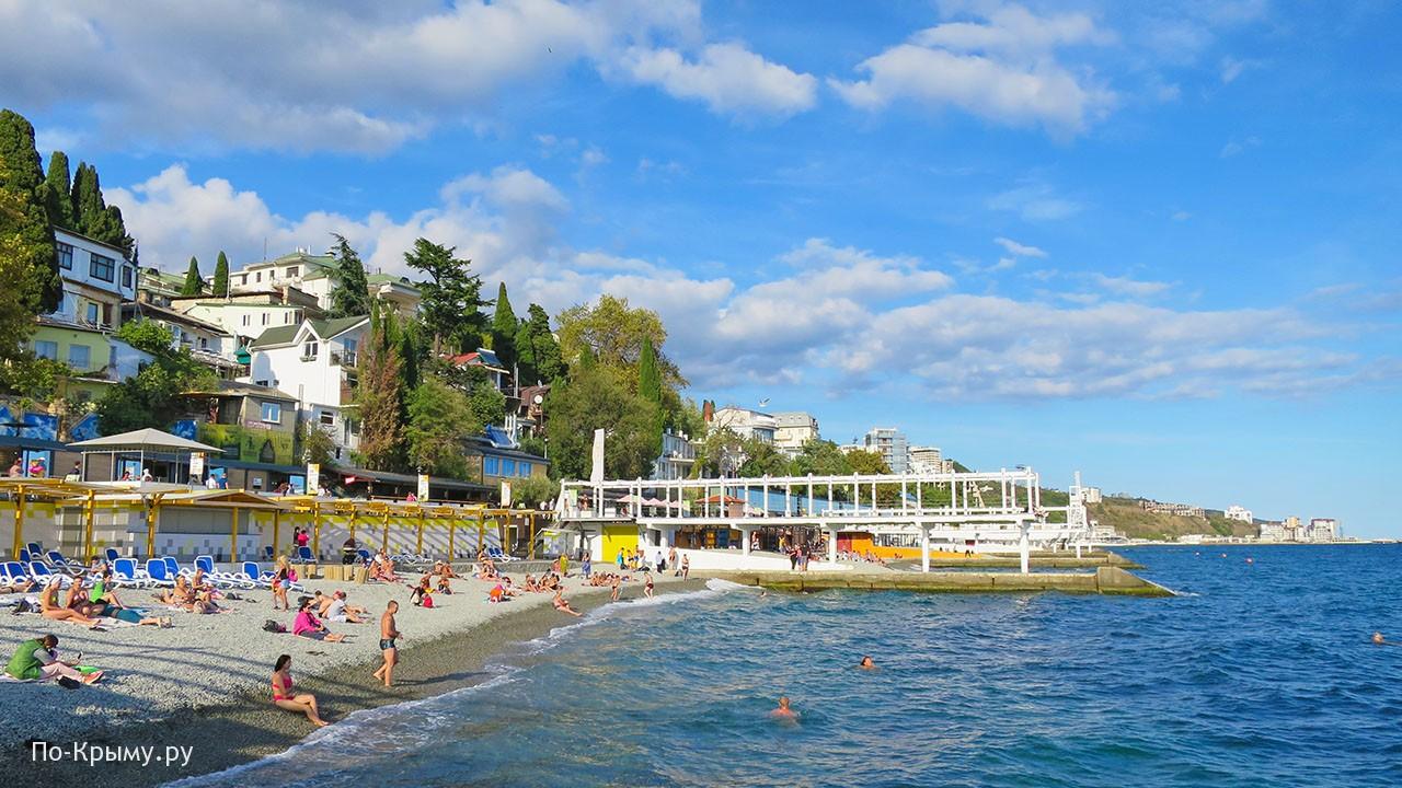 Отели и частный сектор в Крыму