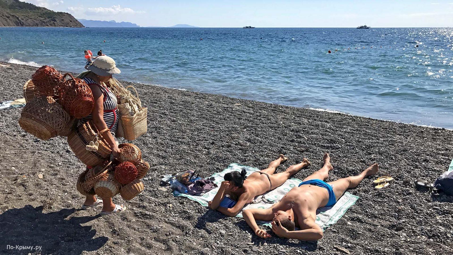 Пляжный отдых на ЮБК