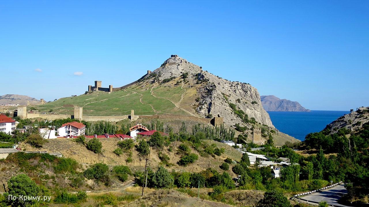 Курорт Судак в Крымы