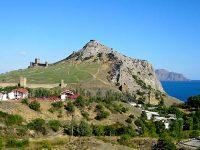 Отдых на курорте Судак в Крыму