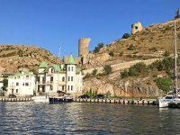 Отдых на курорте Балаклава в Крыму