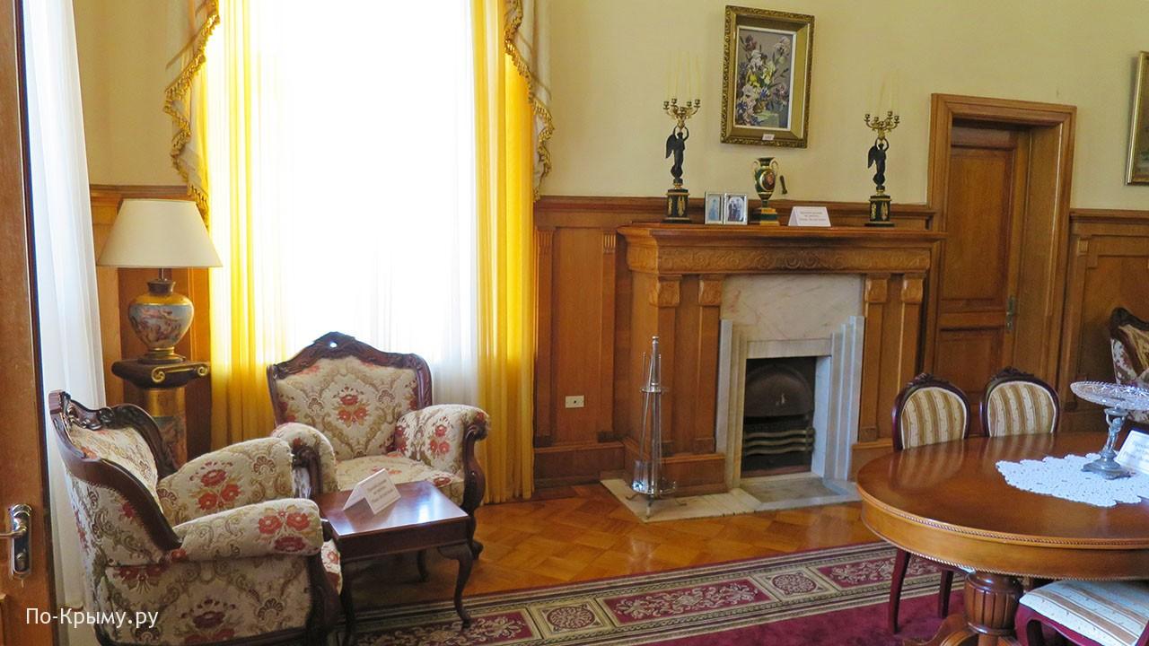 Внутренние покои Юсуповского дворца
