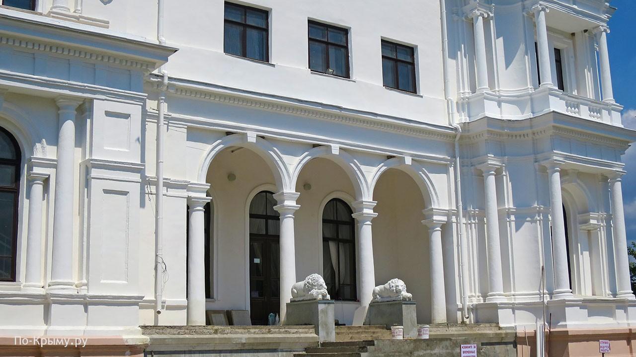 Усадьба Попова в Оленевке