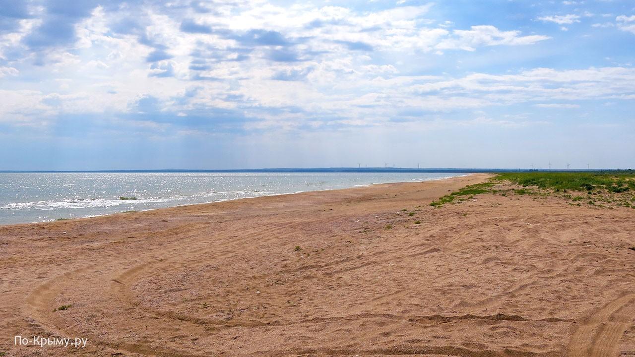 Курорт Песочное в Крыму