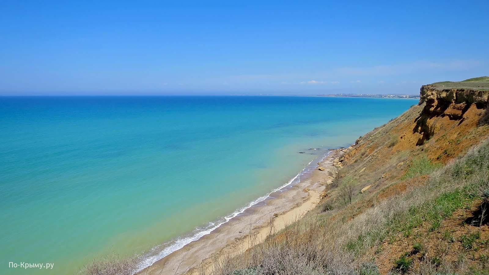 Песчаные нудистские пляжи Крыма
