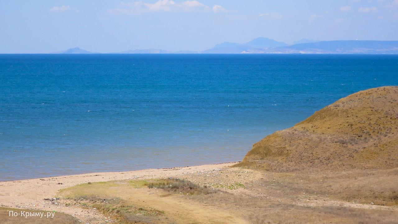 Курорт Южное в Крыму