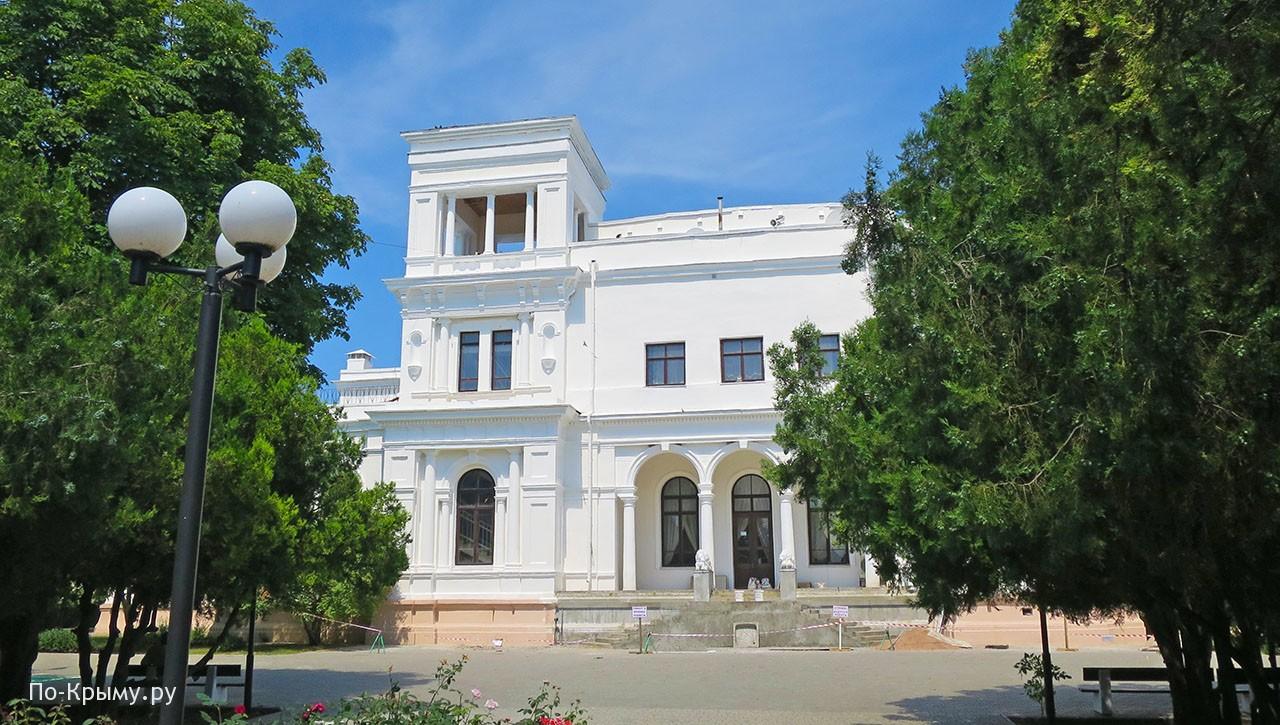 Тарханкут дом Попова