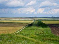 Киммерийский вал на Керченском полуострове