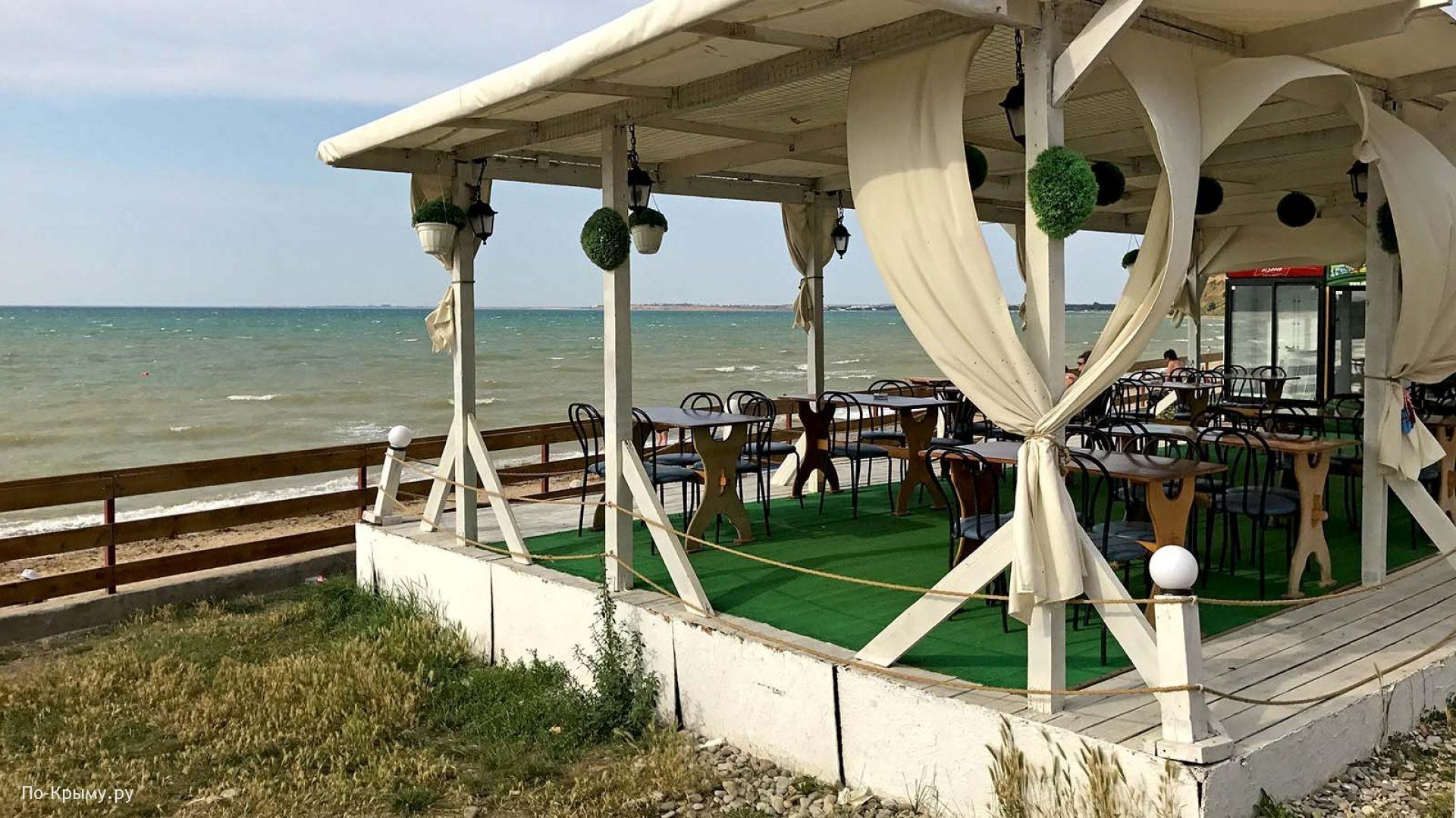 Каламитский залив Западного Крыма