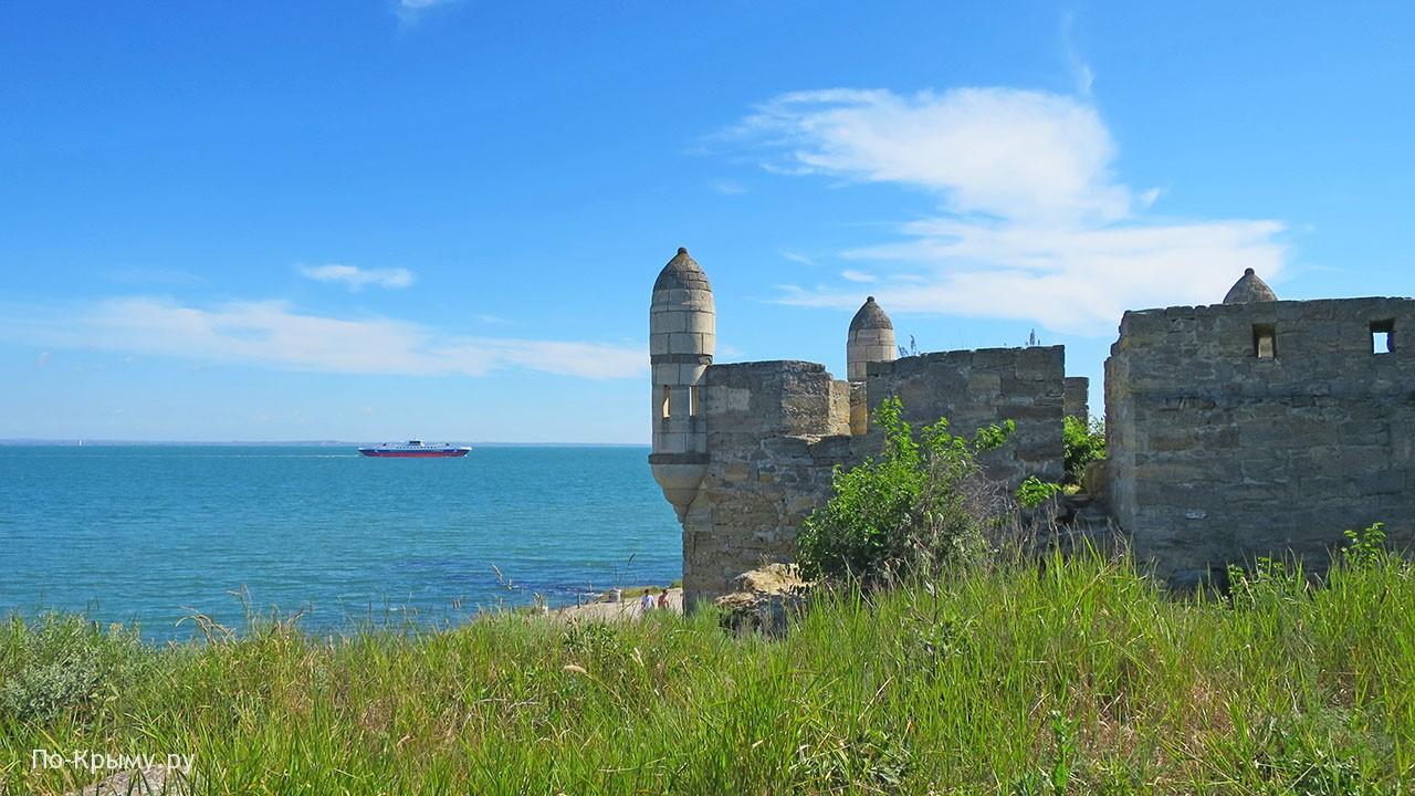 Курорт Опасное в Крыму