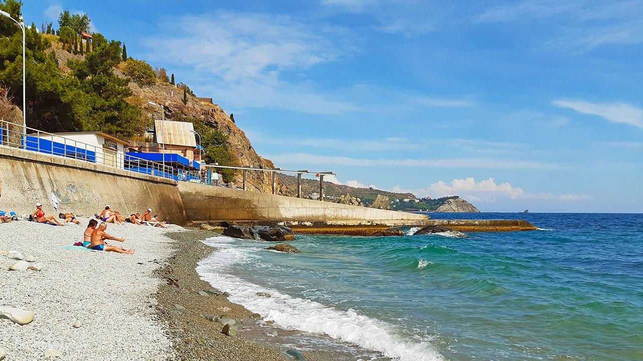 Курорт Кипарисное в Крыму