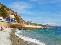 Отдых на курорте Кипарисное в Крыму