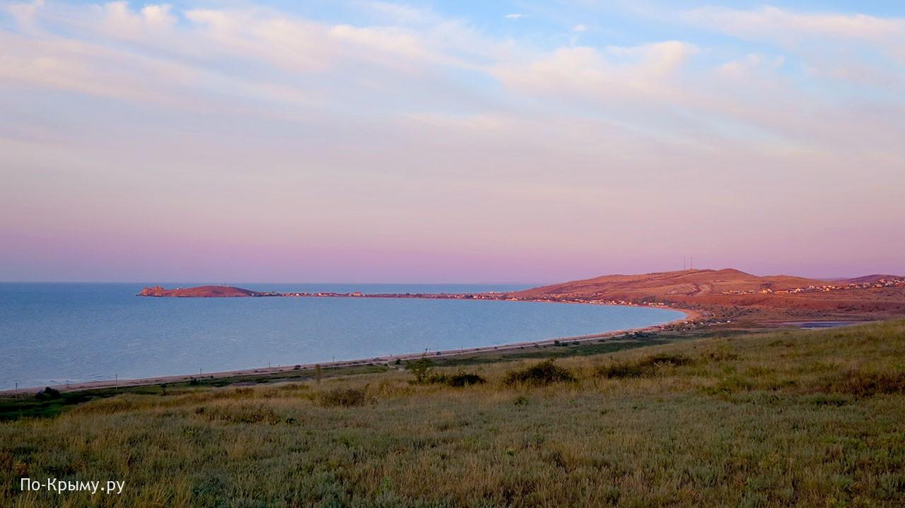 Курорт Курортное в Крыму
