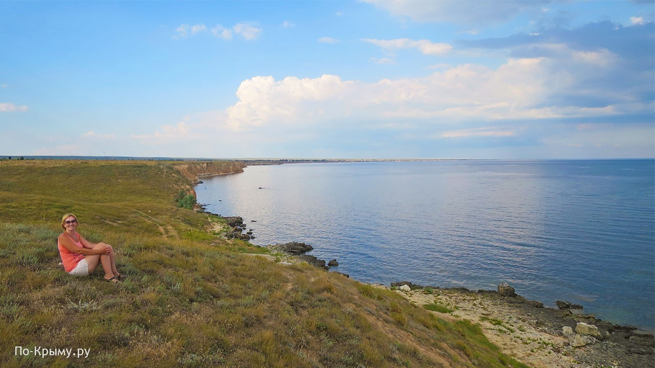 Курорт Марьино в Крыму