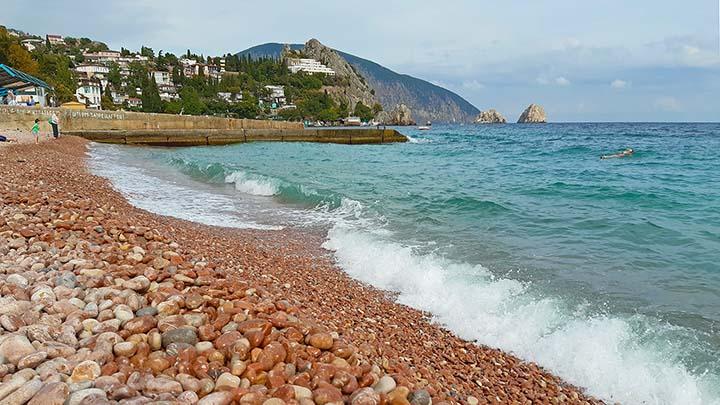 Южный берег Крыма в сентябре, день V — вокруг Аю-Дага
