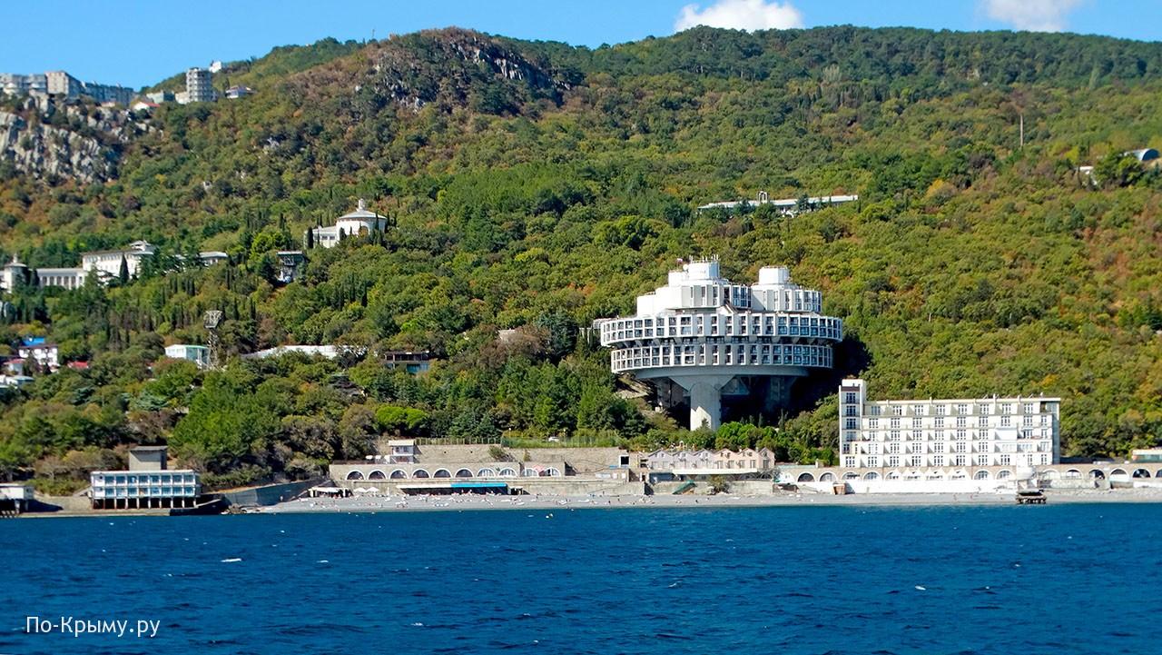 Курорт Курпаты в Крыму