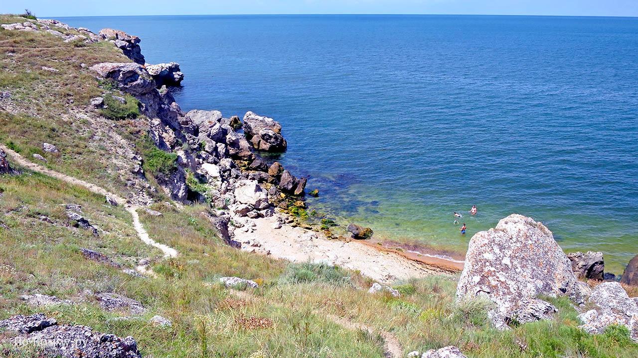 Курорт Заводское в Крыму