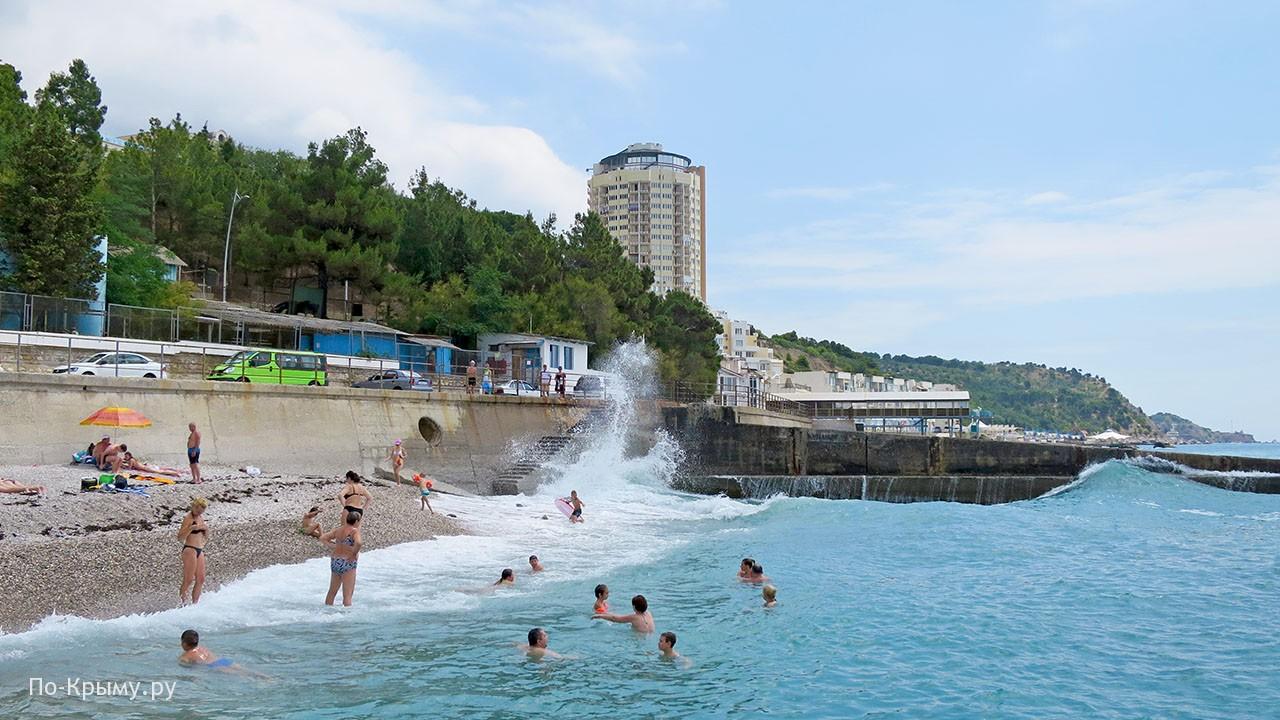 Курорт Парковое в Крыму