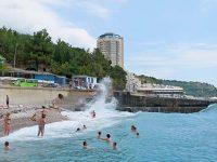 Отдых на курорте Парковое в Крыму