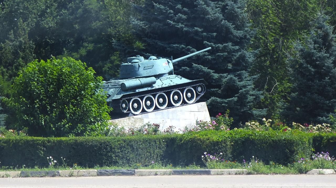 Курорт Армянск в Крыму