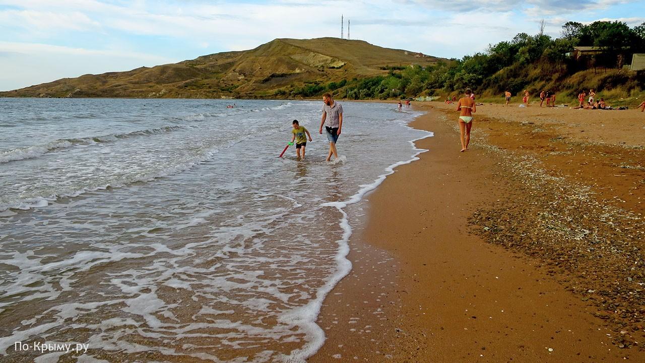 Курорт Юркино в Крыму