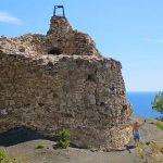 Крепость Чобан-Куле — башня братьев Гуаско