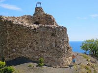 Смотровая башня крепости Чобан-Куле