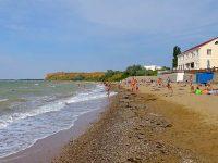 Отдых на курорте Угловое в Крыму