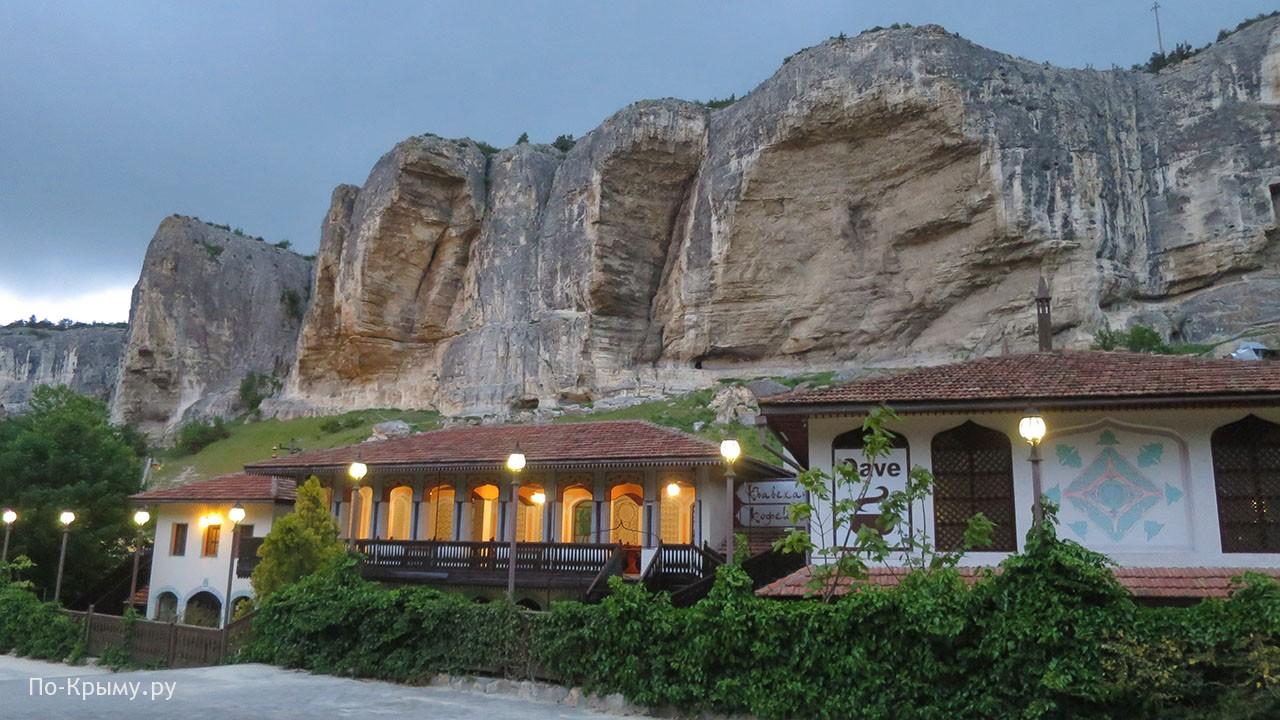 Курорт Бахчисарай в Крыму