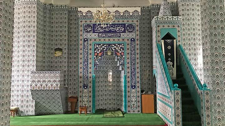 Севастопольская мечеть АкъярДжами