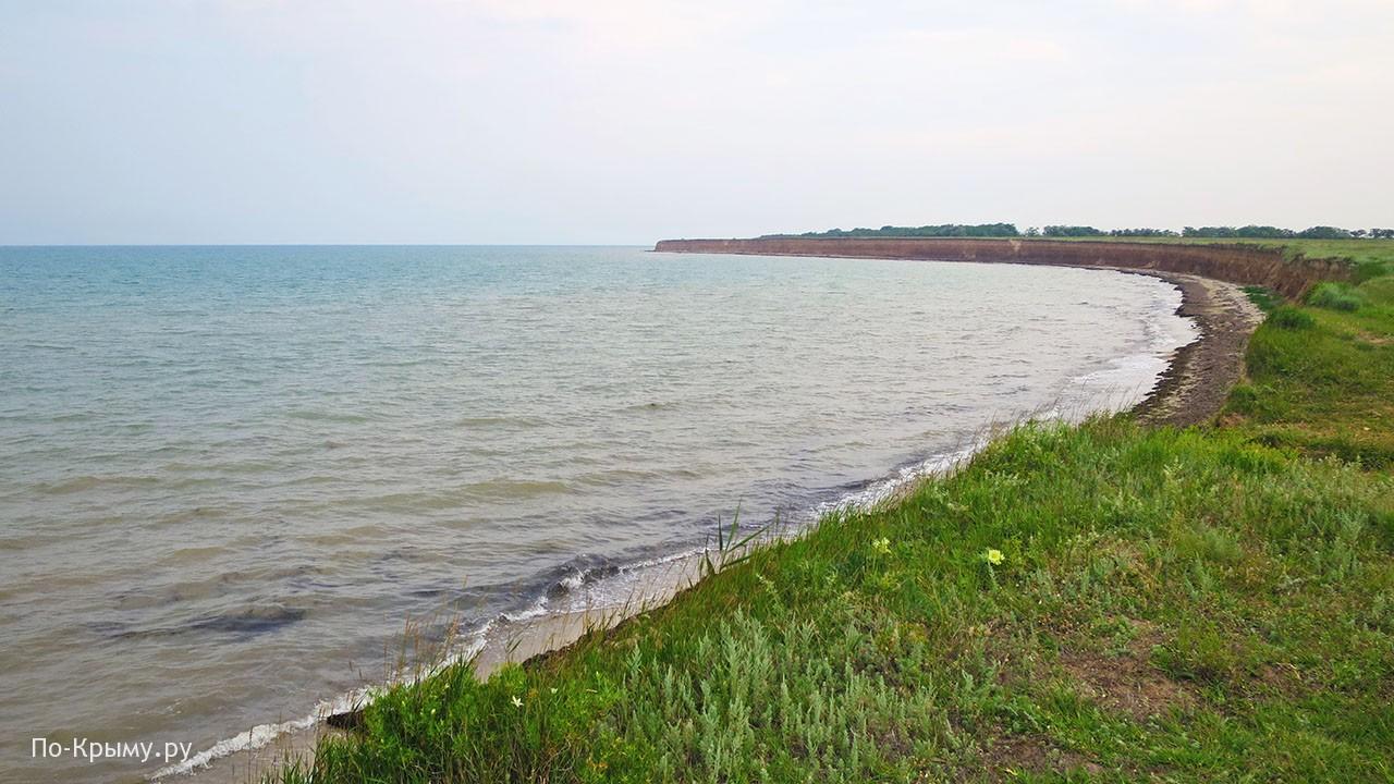 Курорт Северное в Крыму