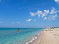 Отдых на курорте Мирный в Крыму