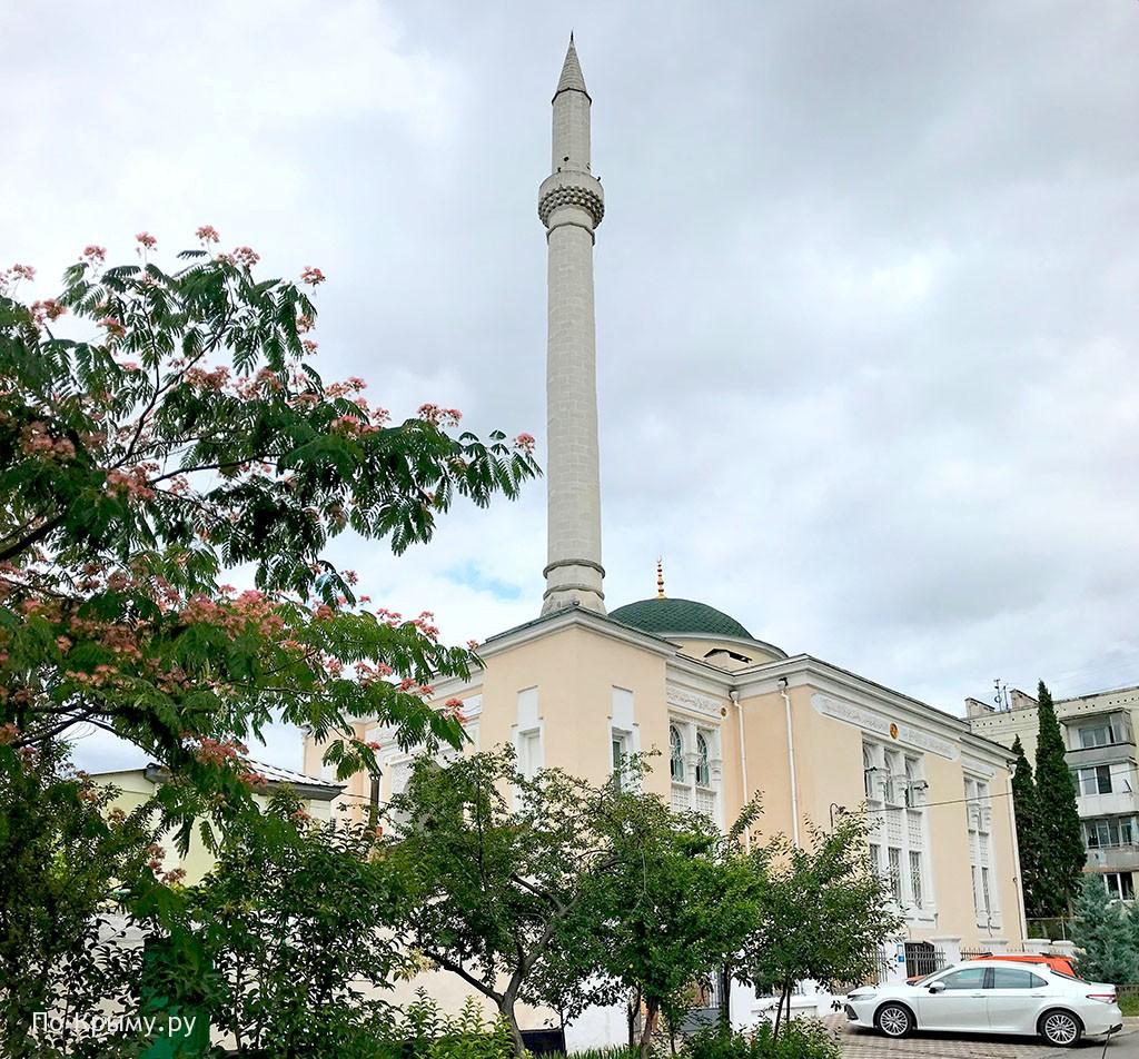 Мечеть Севастополя АкъярДжами