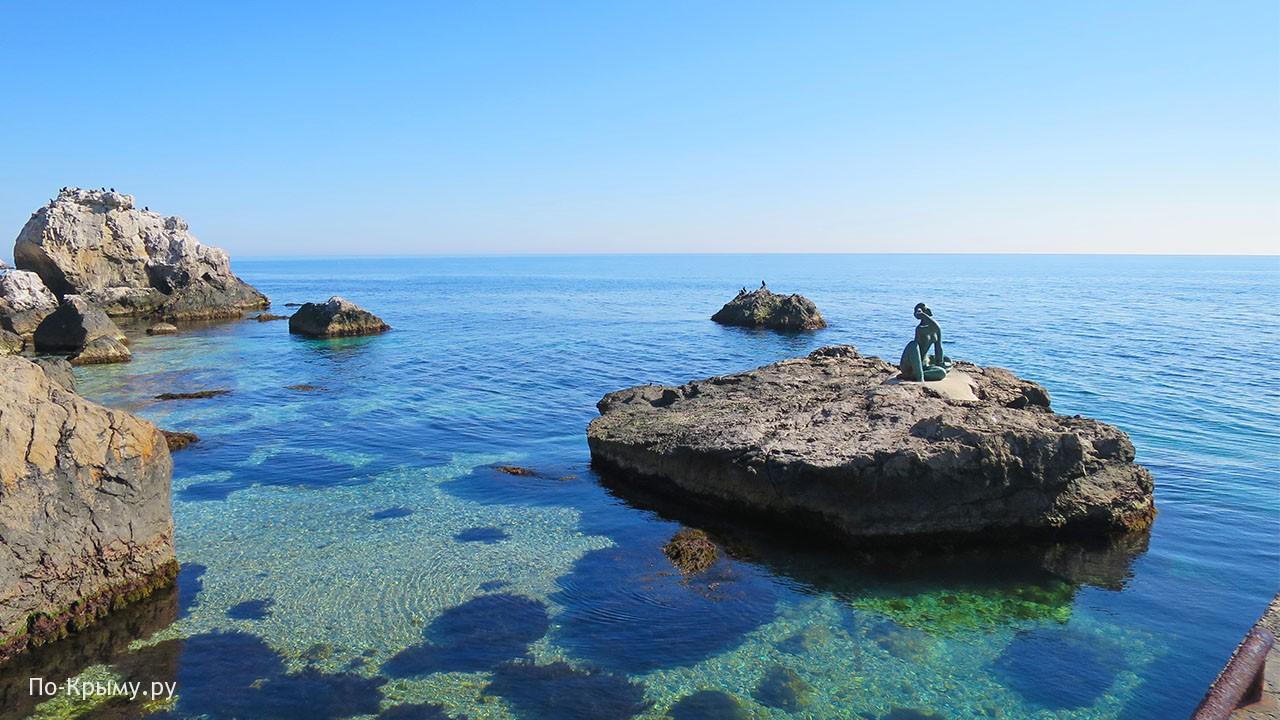 Курорт Санаторное в Крыму