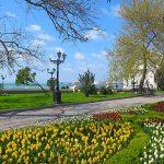 Приморский бульвар Севастополя