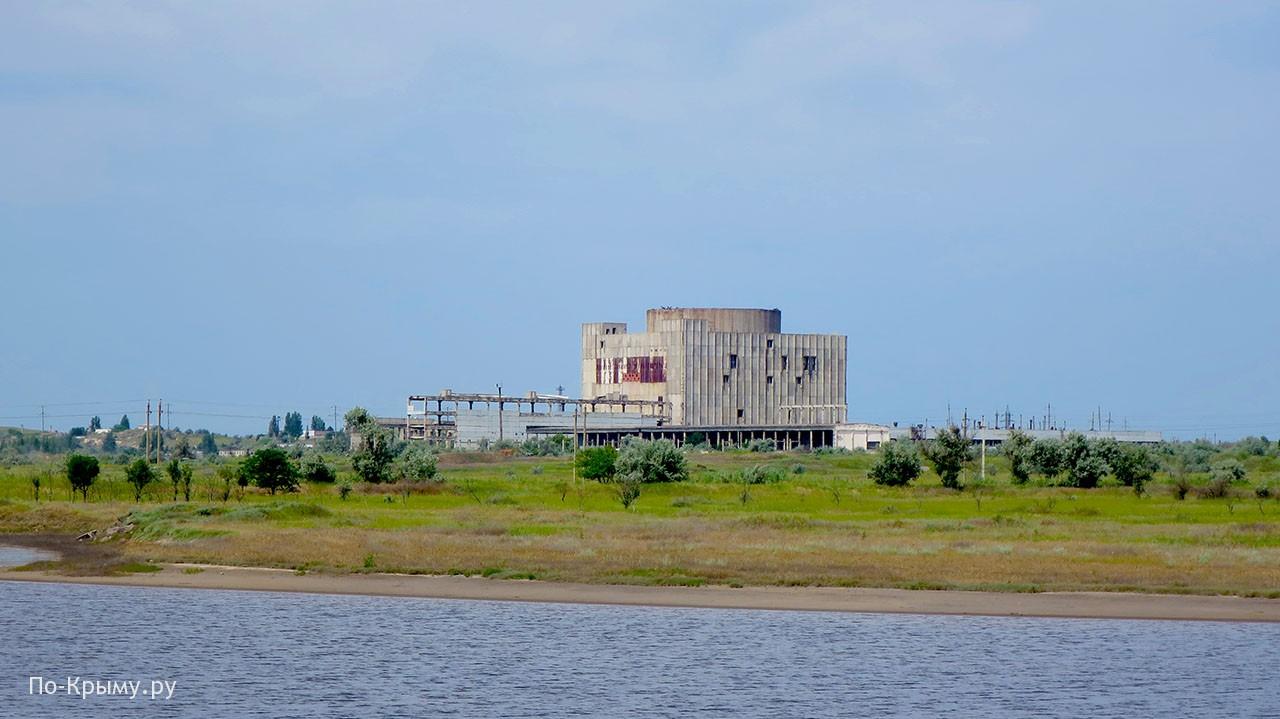 АЭС в Щелкино, Крым