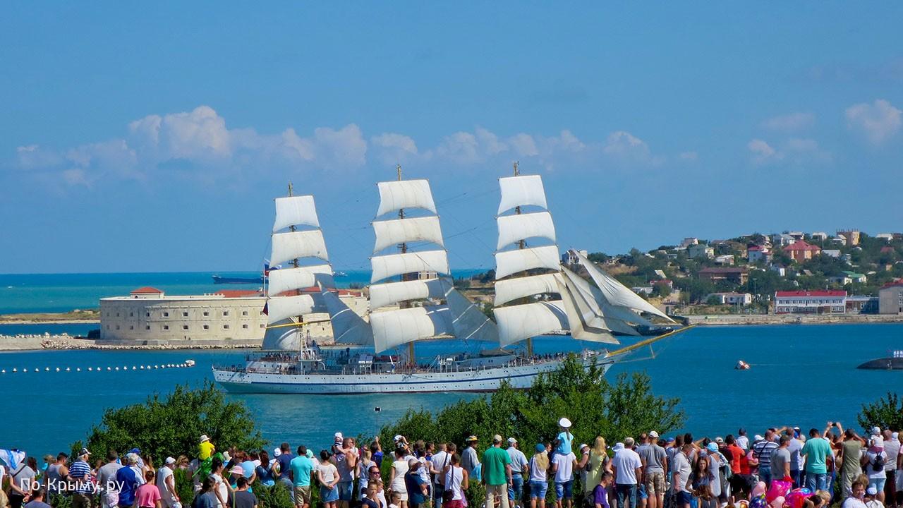 Мероприятия туристического сезона в Крыму