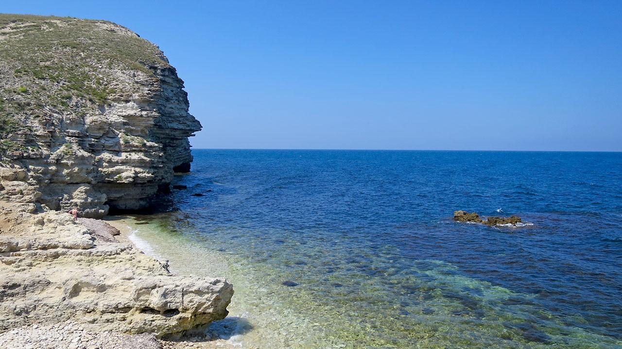 Урочище Джангуль, Оленевка, Крым