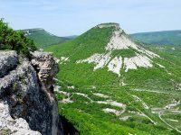 Тепе-Кермен одна из лучших достопримечательностей Горного Крыма